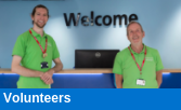 Volunteers icon